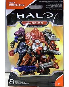 MEGA CONSTRUX HALO WARRIOR SERIES 1PACK
