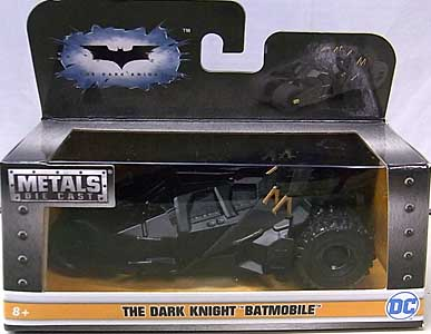 JADA TOYS METALS DIE CAST 1/32スケール BATMAN THE DARK KNIGHT THE DARK KNIGHT BATMOBILE