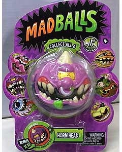JUST PLAY MADBALLS SERIES 1 HORN HEAD パッケージ傷み特価