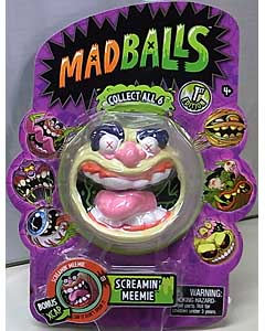 JUST PLAY MADBALLS SERIES 1 SCREAMIN' MEEMIE