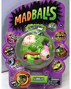 JUST PLAY MADBALLS SERIES 1 SLOBULUS ワケアリ特価