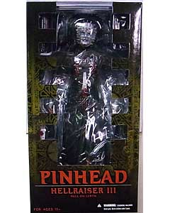 MEZCO HELLRAISER III: HELL ON EARTH 12インチアクションフィギュア PINHEAD [BLOODY VERSION]