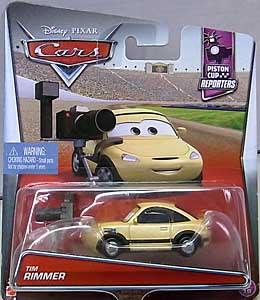 MATTEL CARS 2017 シングル TIM RIMMER