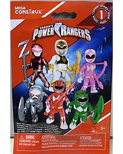 MEGA CONSTRUX POWER RANGERS SERIES1 1PACK