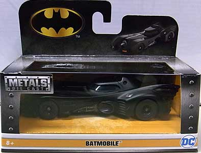 JADA TOYS BATMAN 1989 METALS DIE CAST 1/32スケール BATMOBILE