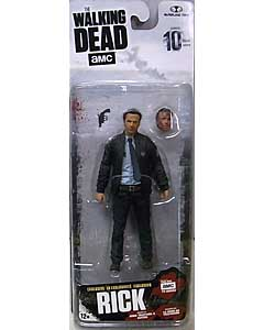McFARLANE TOYS THE WALKING DEAD TV 4.5インチアクションフィギュア WALGREENS限定 SERIES 10 CONSTABLE RICK GRIMES