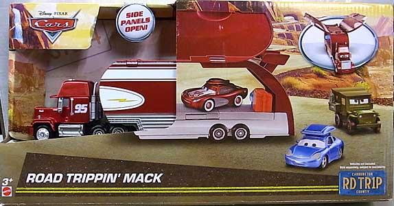 MATTEL CARS 2017 ROAD TRIP PLAYSET ROAD TRIPPIN' MACK