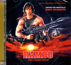 RAMBO: FIRST BLOOD PART II ランボー / 怒りの脱出