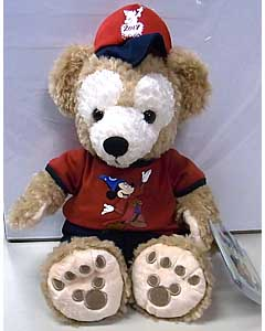 DISNEY USAディズニーテーマパーク限定 DUFFY THE DISNEY BEAR 12INCH 2017 DUFFY THE DISNEY BEAR