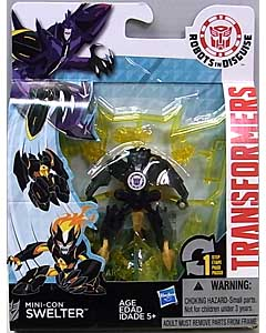 HASBRO アニメ版 TRANSFORMERS ROBOTS IN DISGUISE MINI-CON SWELTER