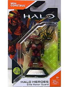 MEGA CONSTRUX HALO HEROES SERIES 3 ELITE HONOR GUARD 台紙傷み特価