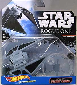 MATTEL HOT WHEELS STAR WARS ROGUE ONE DIE-CAST VEHICLE TIE STRIKER 台紙傷み特価