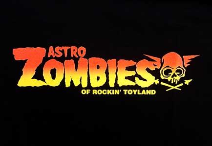 ASTRO ZOMBIES / ロゴTシャツ (グラデーション)