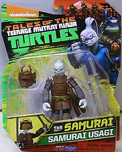 PLAYMATES NICKELODEON TALES OF THE TEENAGE MUTANT NINJA TURTLES ベーシックフィギュア 2017 THE SAMURAI SAMURAI USAGI ブリスター傷み特価