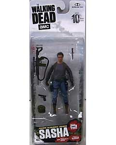 McFARLANE TOYS THE WALKING DEAD TV 5インチアクションフィギュア WALGREENS限定 SERIES 10 SASHA