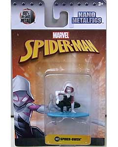 JADA TOYS MARVEL NANO METALFIGS SPIDER-GWEN