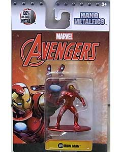 JADA TOYS MARVEL NANO METALFIGS IRON MAN