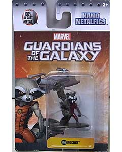JADA TOYS MARVEL NANO METALFIGS ROCKET