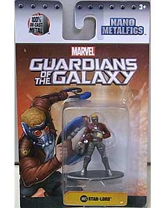 JADA TOYS MARVEL NANO METALFIGS STAR-LORD