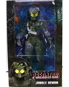 NECA PREDATORS 7インチアクションフィギュア PREDATOR 30TH ANNIVERSARY JUNGLE DEMON