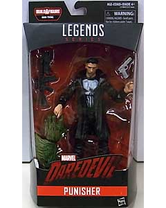 HASBRO MARVEL LEGENDS 2017 MARVEL KNIGHTS SERIES 1.0 DAREDEVIL PUNISHER [MAN-THING SERIES] [国内版]
