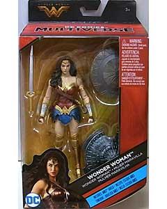 MATTEL DC COMICS MULTIVERSE 6インチアクションフィギュア 映画版 WONDER WOMAN WONDER WOMAN (FFF21) [ARES SERIES] パッケージ傷み特価