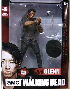 McFARLANE TOYS THE WALKING DEAD TV DELUXE 10インチアクションフィギュア BLOODY GLENN RHEE
