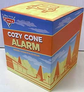 MATTEL CARS 2017 DISNEY D23 EXPO 2017 限定 COZY CONE ALARM CLOCK