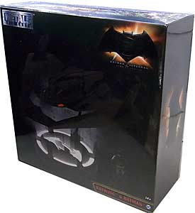 JADA TOYS BATMAN V SUPERMAN: DAWN OF JUSTICE METALS DIE CAST 1/32スケール BATWING & BATMAN