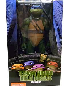 NECA TEENAGE MUTANT NINJA TURTLES [1990 MOVIE] 1/4スケール LEONARDO