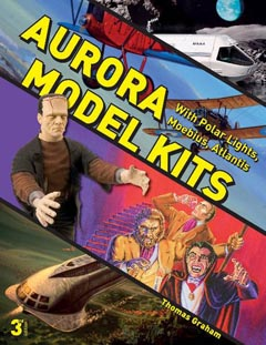 AURORA MODEL KITS 3rd EDITION