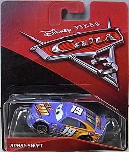 MATTEL CARS 3 シングル BOBBY SWIFT ブリスターワレ特価