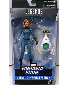 HASBRO MARVEL LEGENDS 2017 WALGREENS限定 FANTASTIC FOUR INVISIBLE WOMAN パッケージ傷み特価