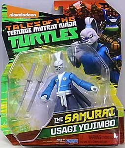 PLAYMATES NICKELODEON TALES OF THE TEENAGE MUTANT NINJA TURTLES ベーシックフィギュア 2017 THE SAMURAI USAGI YOJIMBO ブリスター傷み特価