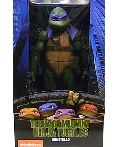 NECA TEENAGE MUTANT NINJA TURTLES [1990 MOVIE] 1/4スケールアクションフィギュア DONATELLO