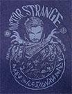 ドクターストレンジ /Dr STRANGE /BLUE(ブルー)