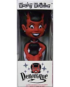 FUNKO WACKY WOBBLER DEMONIQUE パッケージ傷み特価