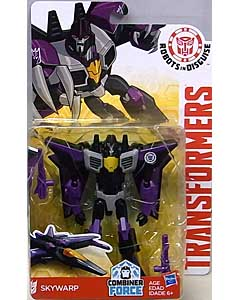 HASBRO アニメ版 TRANSFORMERS ROBOTS IN DISGUISE COMBINER FORCE WARRIOR CLASS SKYWARP