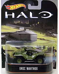 MATTEL HOT WHEELS 1/64スケール 2017 RETRO ENTERTAINMENT HALO UNSC WARTHOG