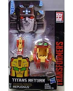 HASBRO TRANSFORMERS GENERATIONS TITANS RETURN TITAN MASTER REPUGNUS
