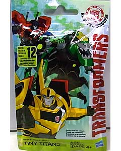 HASBRO アニメ版 TRANSFORMERS ROBOTS IN DISGUISE TINY TITANS SERIES 6 1PACK