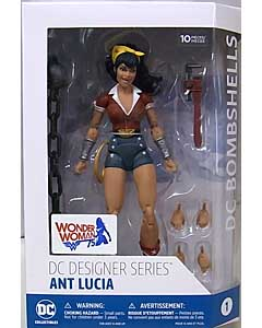 DC COLLECTIBLES DC COMICS DESIGNER SERIES ANT LUCIA BOMBSHELLS WONDER WOMAN