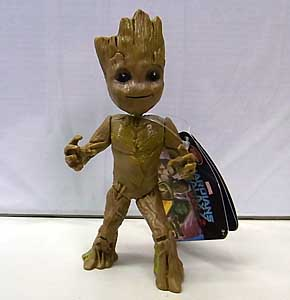 USAディズニーストア限定 映画版 GUARDIANS OF THE GALAXY VOL. 2 GROOT WIND-UP