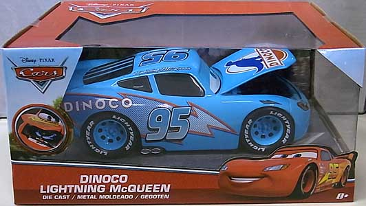 JADA TOYS CARS 2017 METALS DIE CAST 1/24スケール DINOCO LIGHTNING McQUEEN