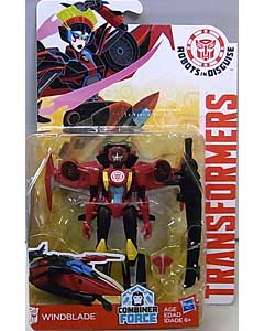 HASBRO アニメ版 TRANSFORMERS ROBOTS IN DISGUISE COMBINER FORCE WARRIOR CLASS WINDBLADE