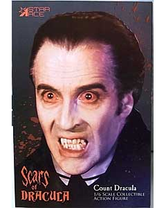 STAR ACE MY FAVORITE LEGEND SERIES 1/6スケールアクションフィギュア SCARS OF DRACULA COUNT DRACULA [CHRISTOPHER LEE]