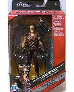 MATTEL DC COMICS MULTIVERSE 6インチアクションフィギュア LEGENDS OF TOMORROW HAWKMAN [KING SHARK SERIES]