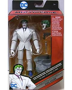 MATTEL DC COMICS MULTIVERSE 6インチアクションフィギュア BATMAN THE DARK KNIGHT RETURNS THE JOKER [KING SHARK SERIES]
