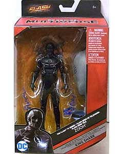 MATTEL DC COMICS MULTIVERSE 6インチアクションフィギュア THE FLASH TV SERIES ZOOM [KING SHARK SERIES]