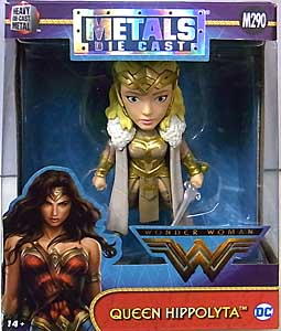 JADA TOYS 映画版 WONDER WOMAN METALS DIE CAST 4インチフィギュア QUEEN HIPPOLYTA